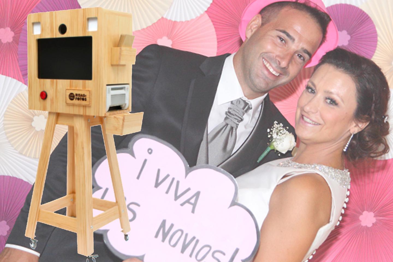 alquiler fotomaton bodas valencia